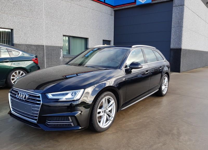 Audi A4 Avant 2.0TDI S-line