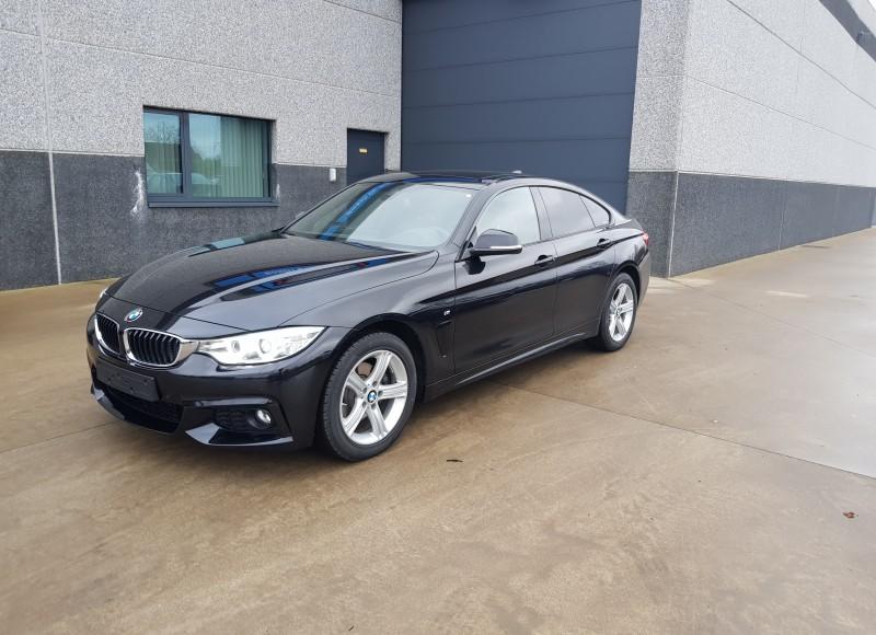 BMW 420 xd Gran coupé